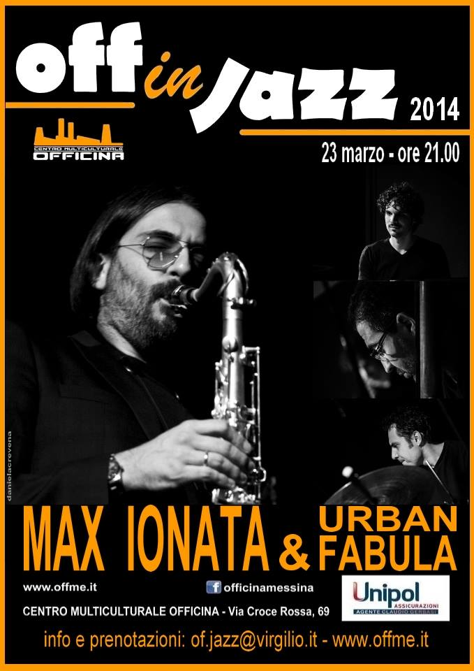 Max Ionata & Urban Fabula_offinjazz