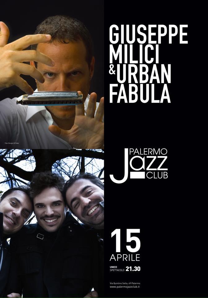 Giuseppe Milici & Urban Fabula
