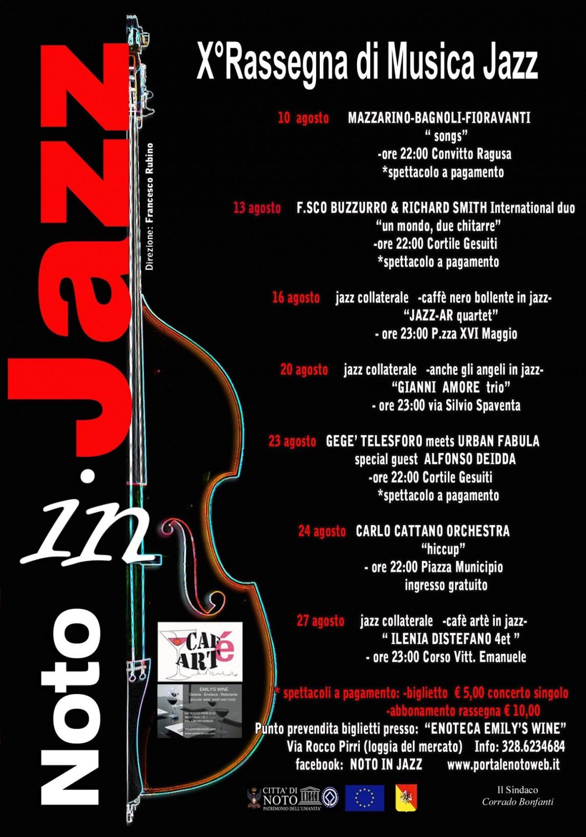 Gegè Telesforo_Alfonso Deidda_Urban Fabula_Noto in jazz