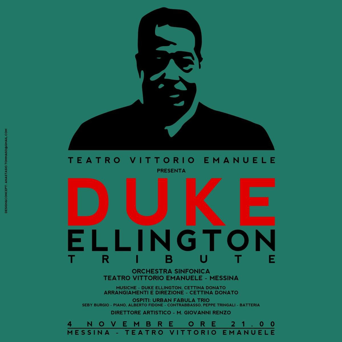 Duke Ellington - Urban Fabula