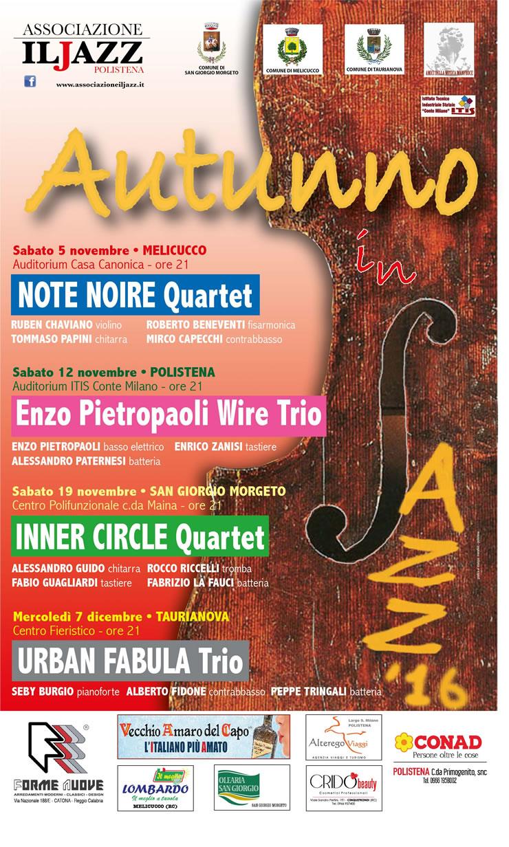 Urban Fabula_Autunno in Jazz_Taurianova