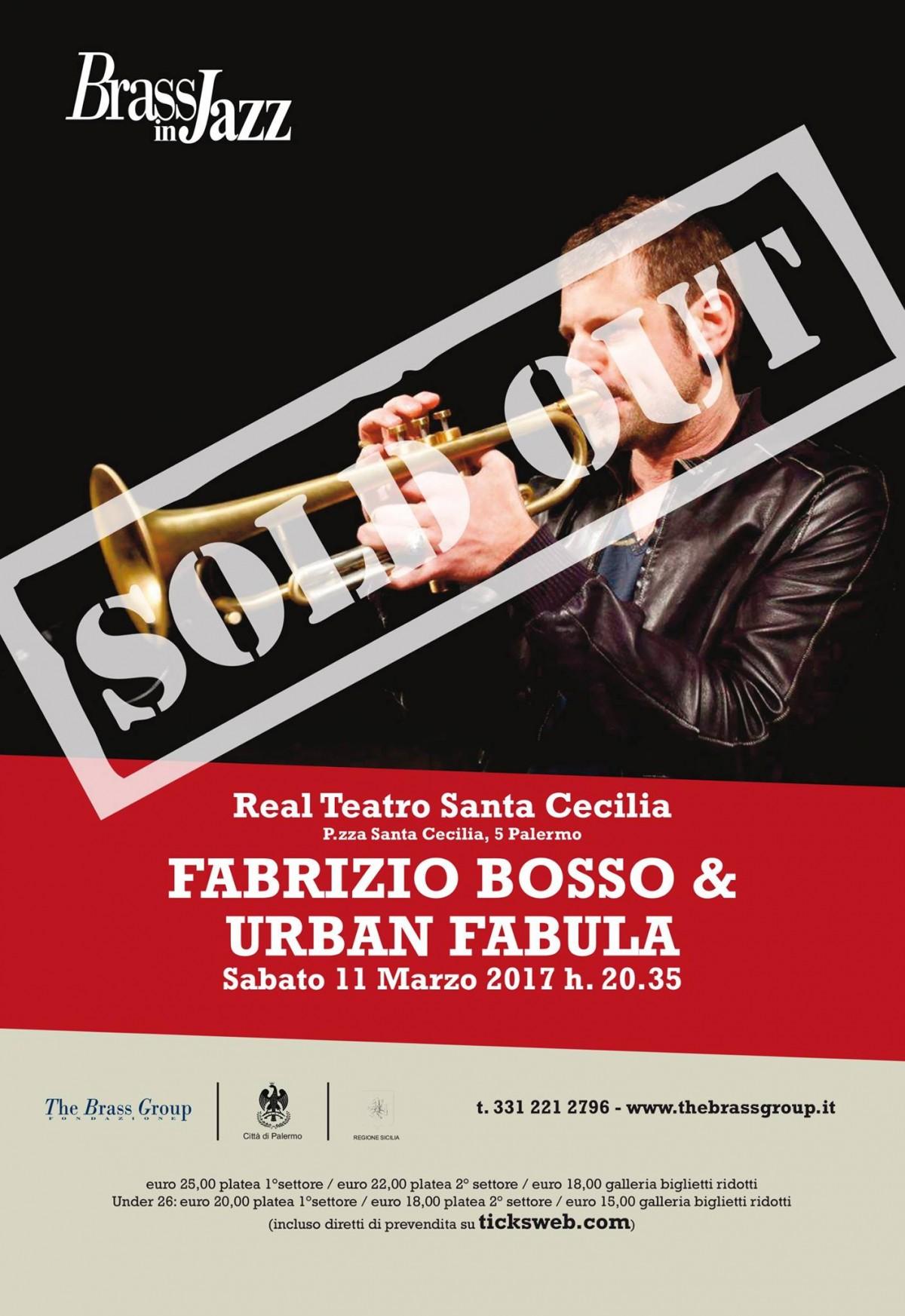 Fabrizio Bosso & Urban Fabula_brass palermo