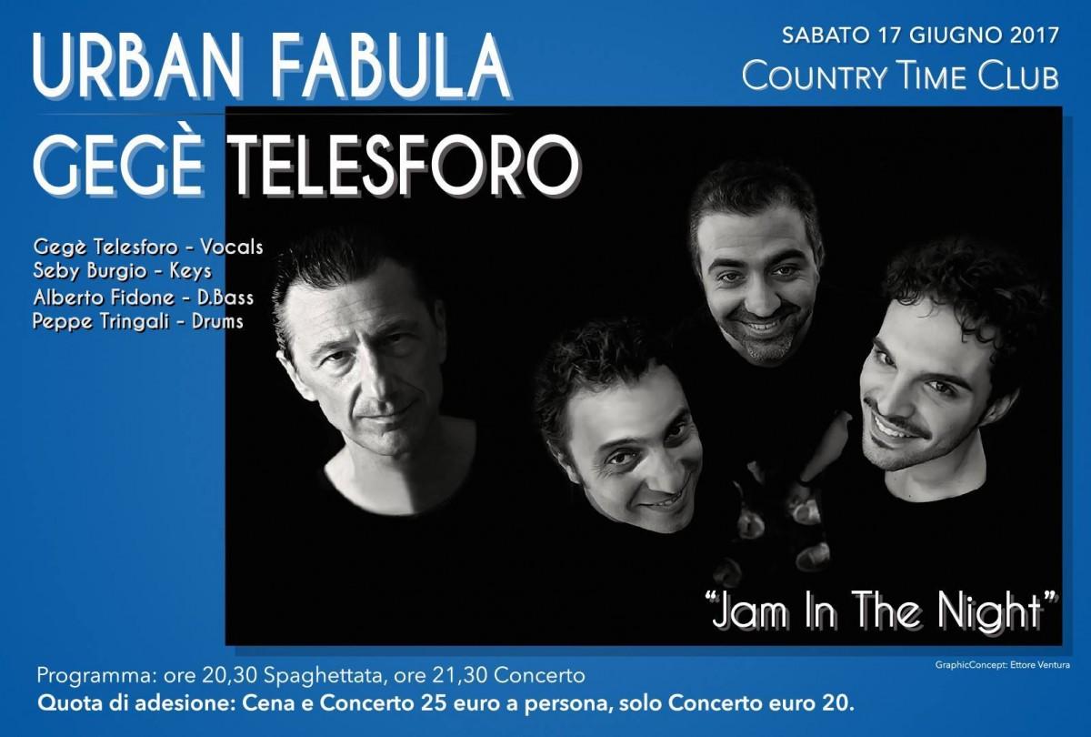 Urban Fabula & Gegè Telesforo_Country Club_Palermo