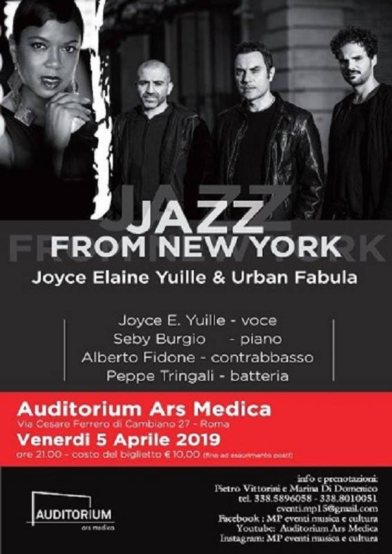 Joyce Yuille & Urban Fabula_Ars Medica_05-04-16